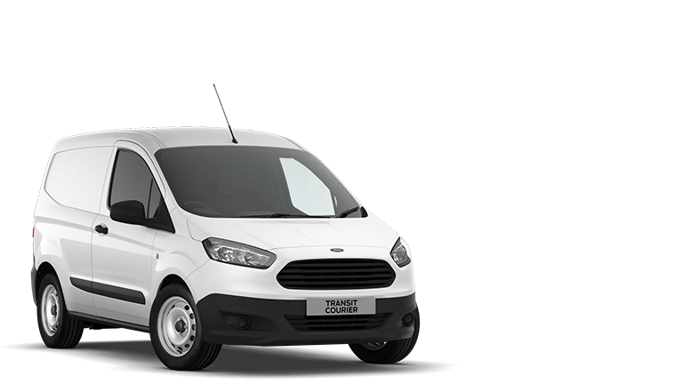 6329df80b1 New Ford Transit Courier - The New Small Van