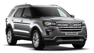 Explorer Limited Plus